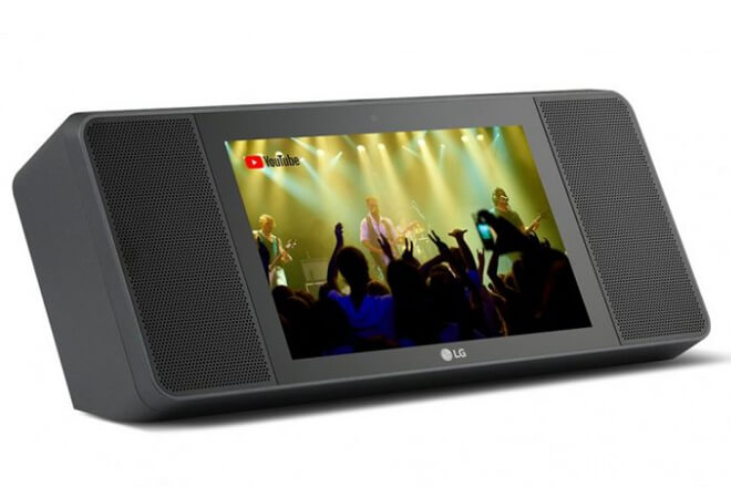 Altavoz inteligente LG XBOOM AI ThinQ WK9