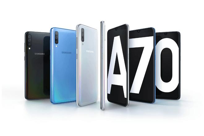 El nuevo smartphone de la familia Galaxy A de Samsung, el Galaxy A70, está diseñado para los nuevos nativos digitales que quieren estar conectados y compartir contenidos en cualquier momento