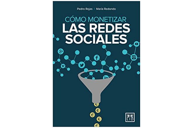 imagen portada del libro Cómo monetizar las redes sociales