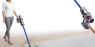 Dyson V11™ Absolute es la aspiradora sin cable más potente e inteligente de Dyson