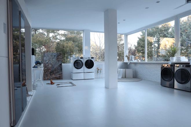 Las lavadoras LG con su compromiso Smart Green buscan conseguir un mundo más eficiente y concienciado con el medioambiente