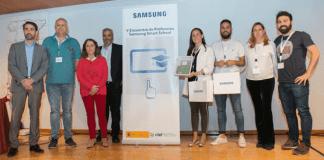 Los ganadores se han dado a conocer durante el V Encuentro de Profesores Samsung Smart School