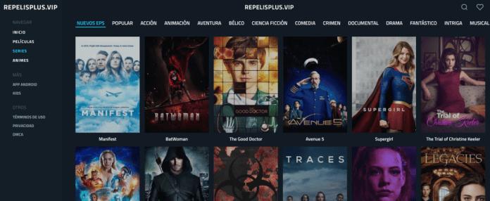Repelis Plus es una web con mucha fama