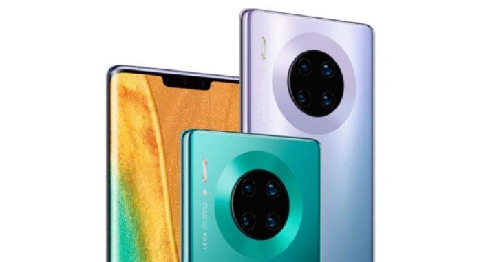 Huawei Mate 30 ro 5G, otro modelo para esta tecnología