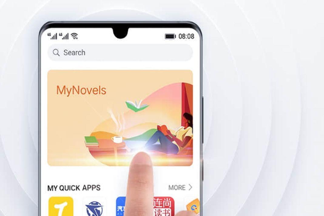 Imagen de la Huawei Quick Apps