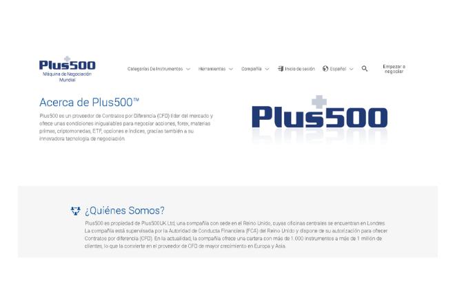 Plus500: Cómo funciona, comisiones y todo lo que debes saber