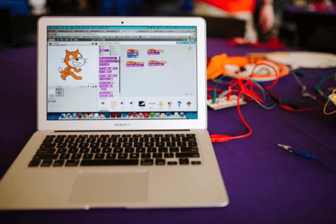 aprender a programar con Scratch