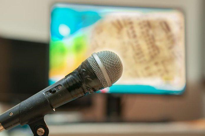 Direccionalidad del micrófono para podcast