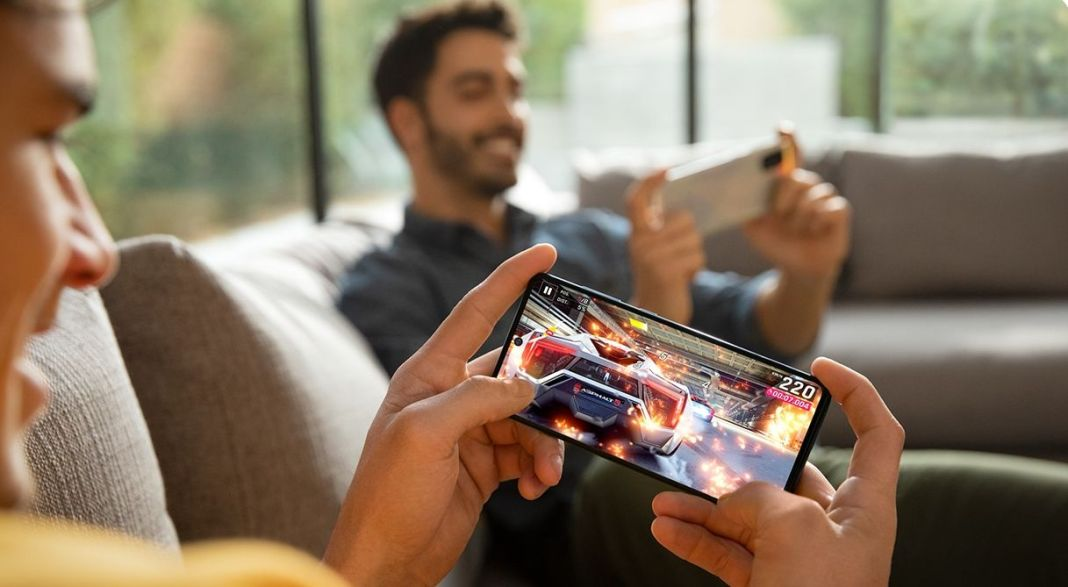 el mejor Samsung Galaxy A para videojuegos