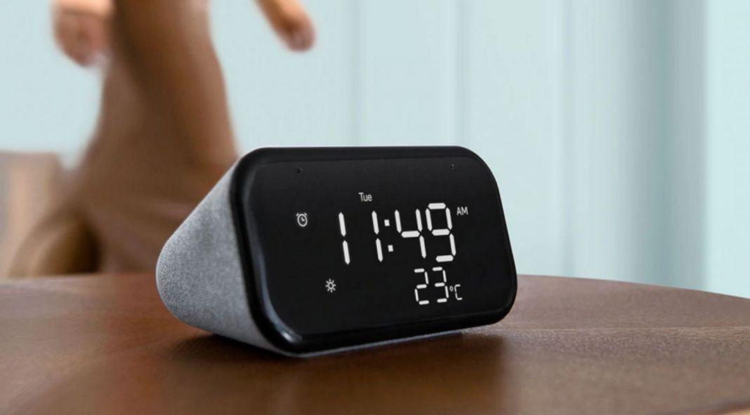 Reloj inteligente Lenovo Smart Clock Essential
