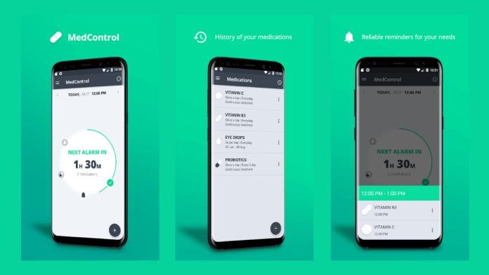 Esta app te ayudará a recordar cada pastilla, sin importar qué tan complejo sea tu tratamiento.