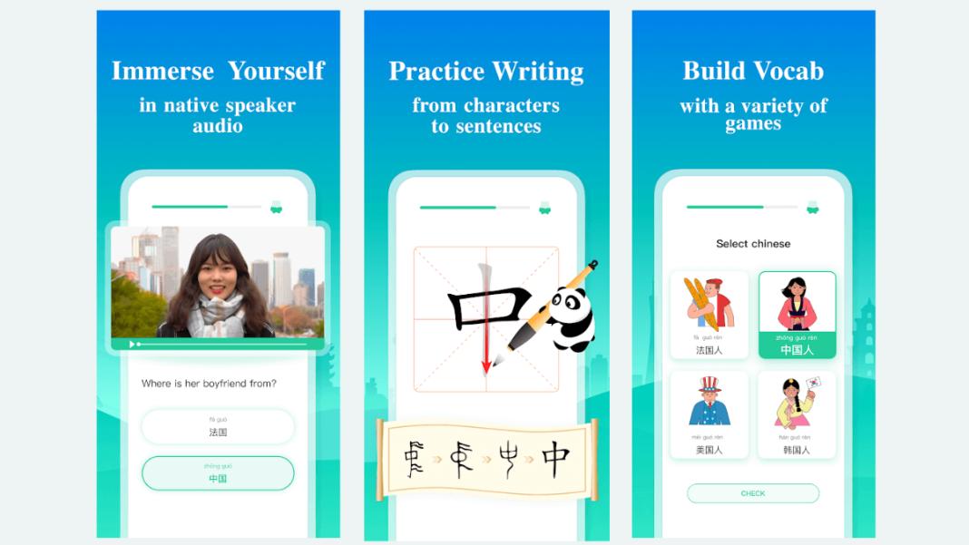 app para aprender chino