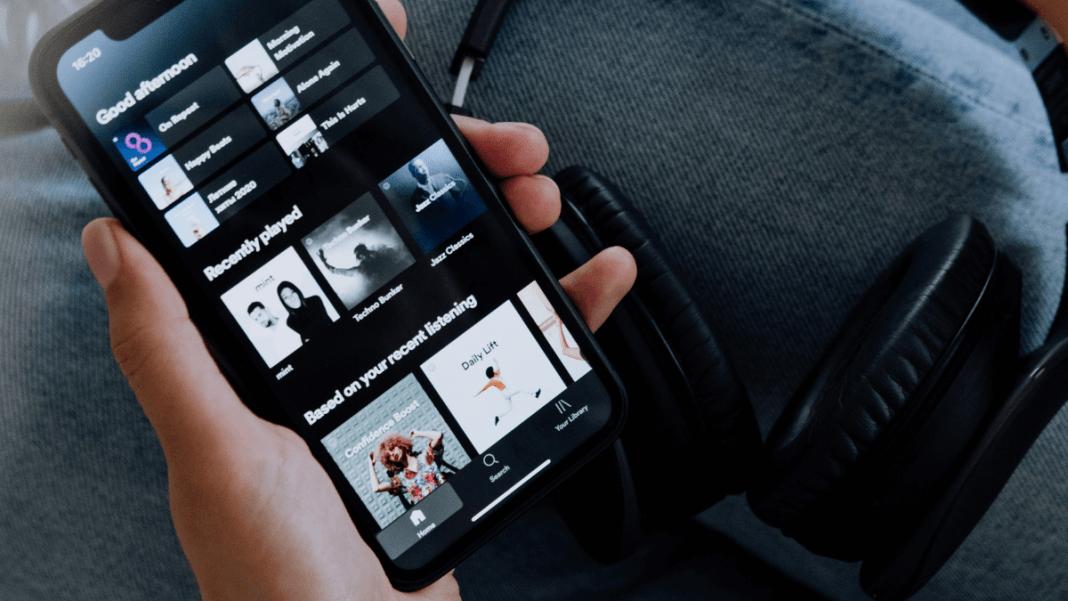 saber tu contraseña de Spotify