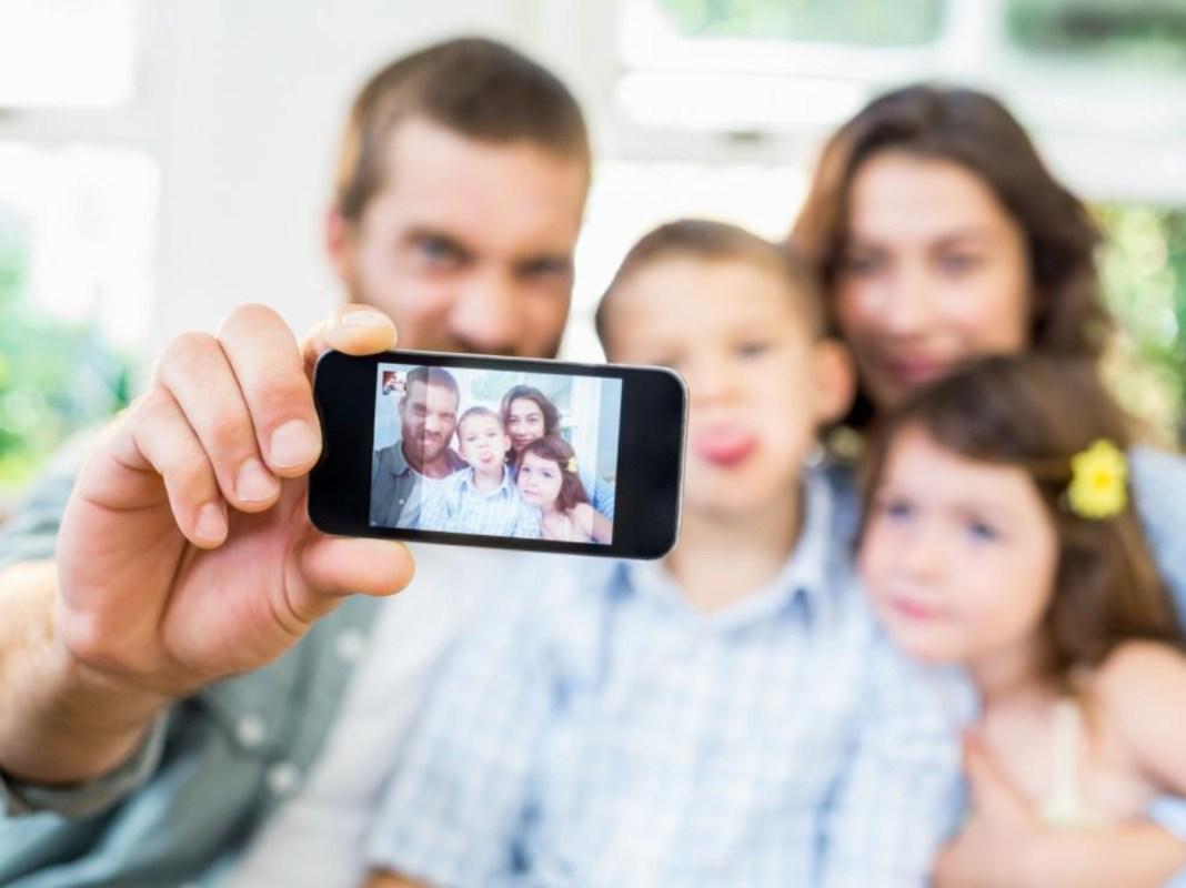 Razones para no publicar fotos de niños