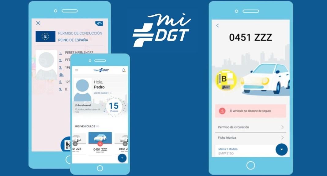 App Mi DGT