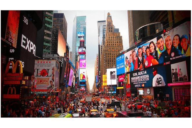 Nueva York es una opción de destino ideal para los amantes de la tecnología