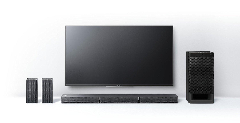 Sony HT-RT3, Sistema de sonido 5.1 con Bluetooth y NFC.