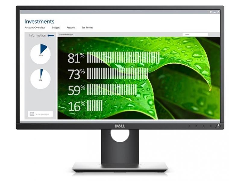Dell P2317H, monitor cómodo para profesionales