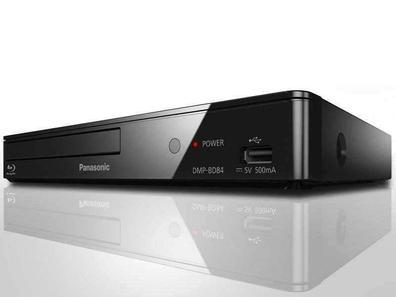 Panasonic DMP-BD84, más que un reproductor Blu-Ray