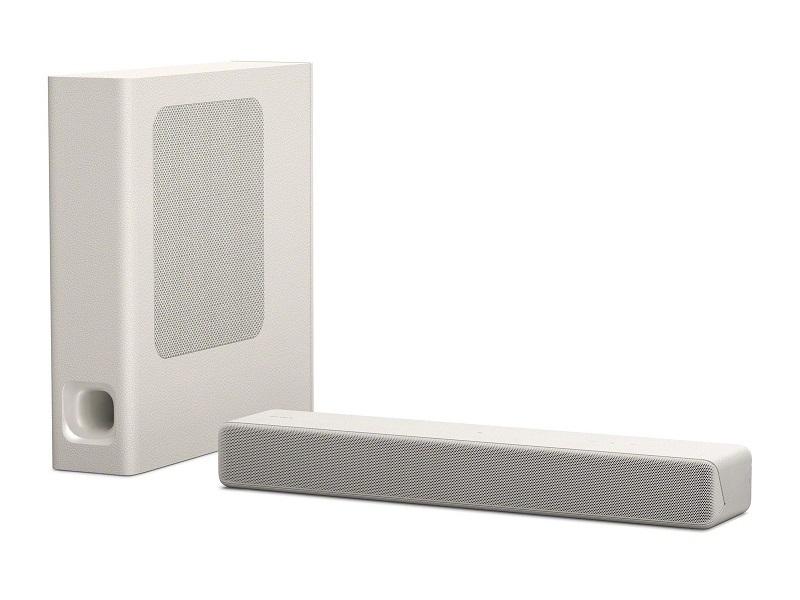 Sony HT-MT500, barra de sonido minimalista y moderna