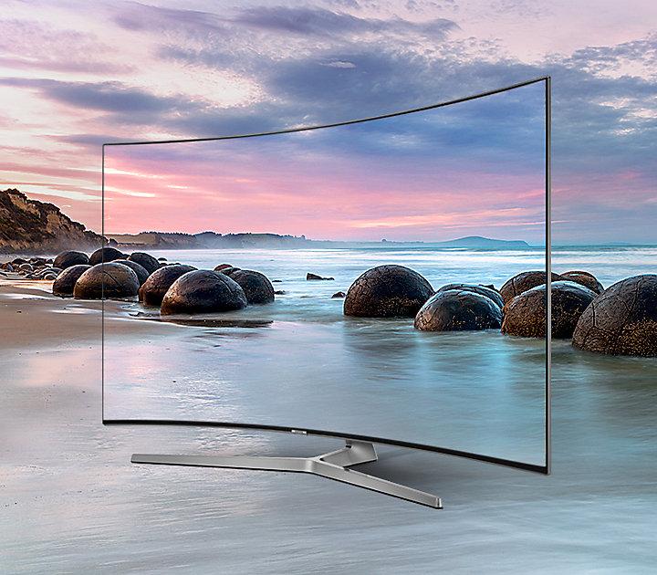 Samsung UE65MU9005, un panel curvo de 65″ de gama alta