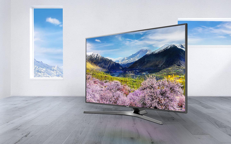 Samsung UE65MU6405, Gran formato de pantalla a precio razonable