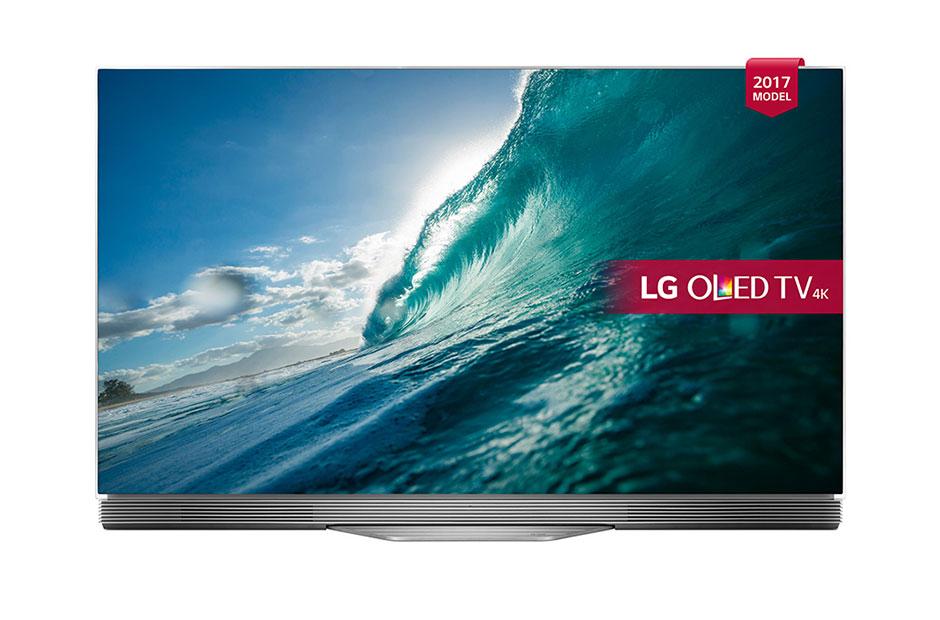 LG OLED55E7N: Panel OLED, HDR y 4K