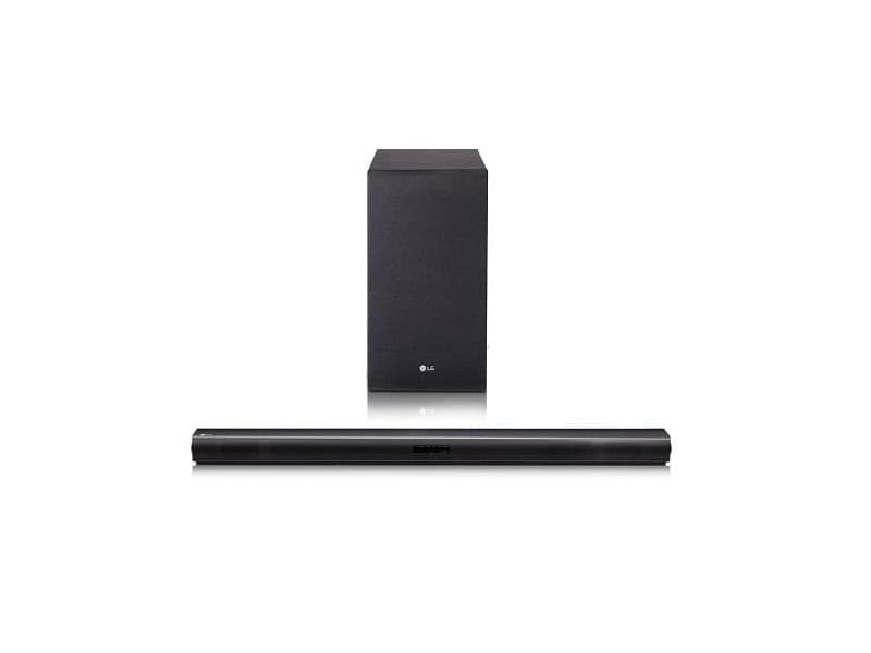 LG SJ4R, una barra de sonido de gama media pero mejorada