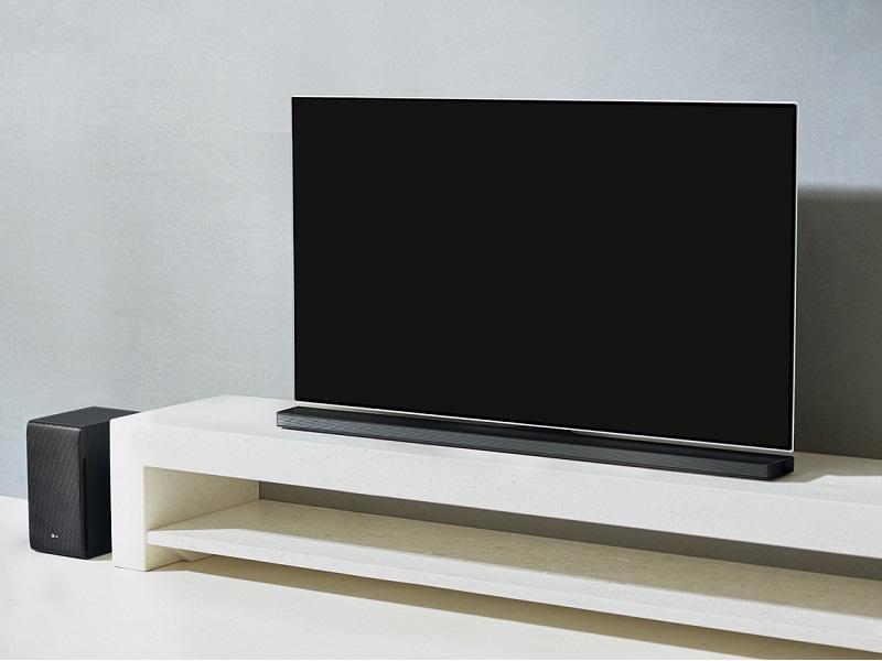 LG SJ8, una barra de sonido con una conectividad insuperable