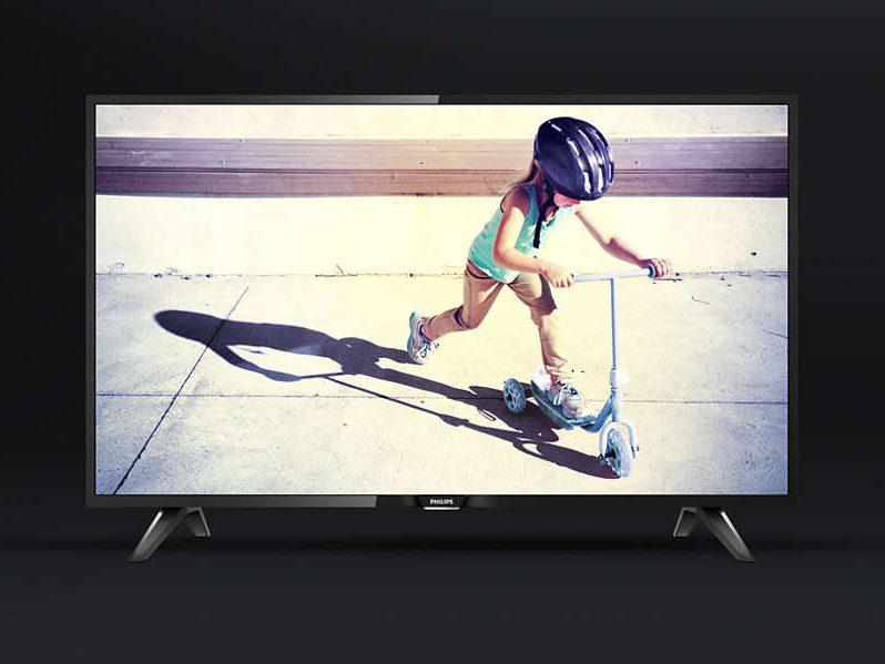 Philips 43PFT4112/12, para quien no busca un televisor inteligente