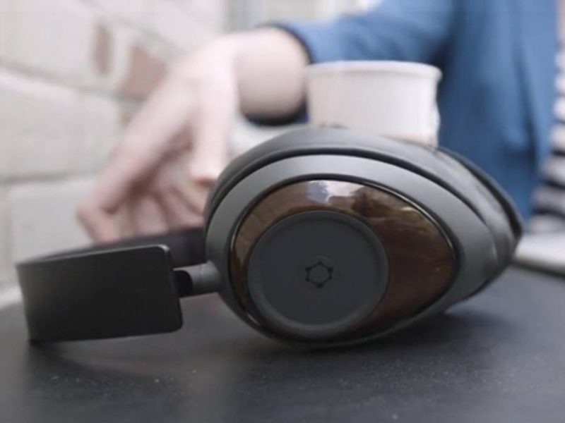 auriculares de grafeno