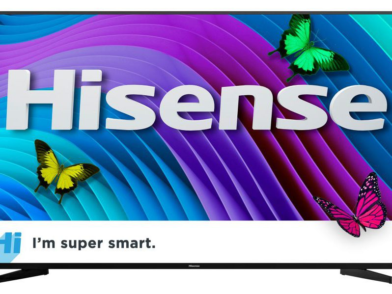 Hisense compra la división de televisores de Toshiba