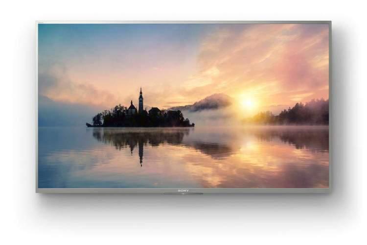 El televisor en un UHD compatible con HDR que ofrece una calidad de imagen perfecta