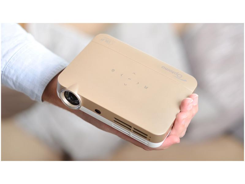 Optoma ML330, portatil proyector Android a 120 pulgadas