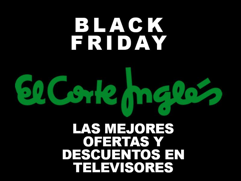CORTE INGLES SAMSUNG S9 BLACK FRIDAY