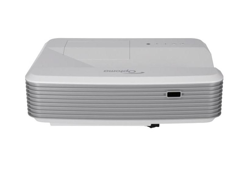 Optoma X319UST, proyecta 100″ a 50 cm. en resolución 1024×768.