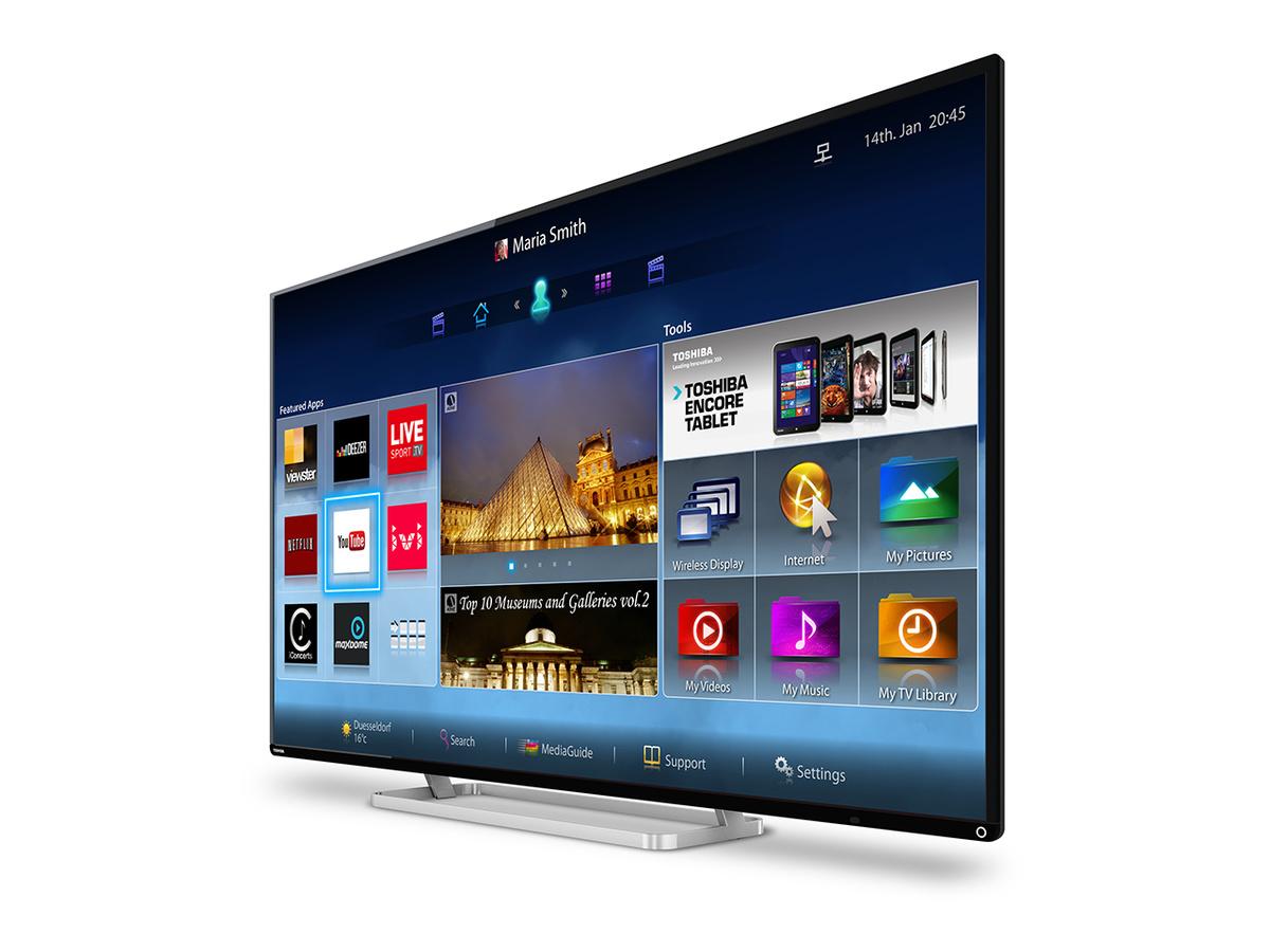 Toshiba 49U6763DG, un televisor de gama media con buenas prestaciones