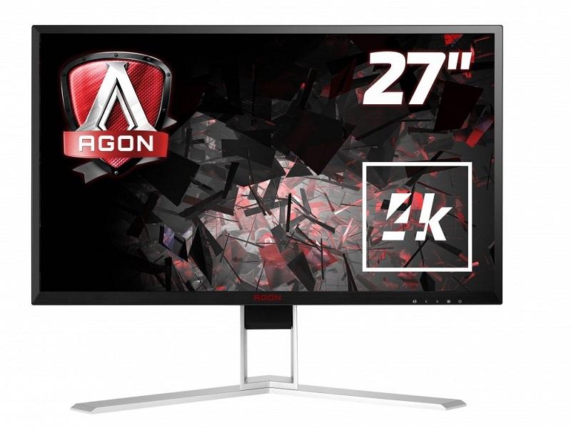 AOC AG271UG, características de otro monitor 4K para juegos