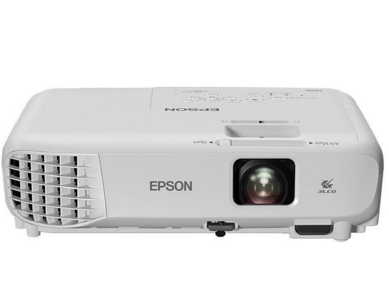 Epson EB-X05, para crear tu propia pantalla de cine