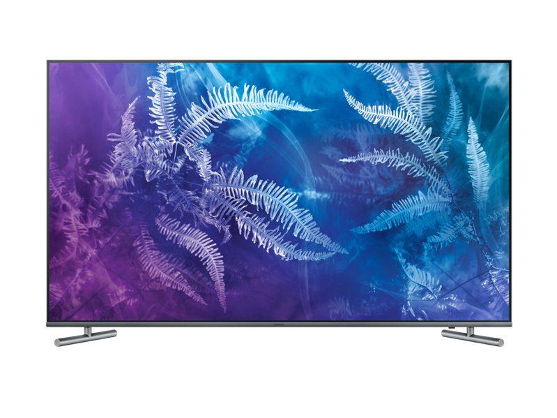 Samsung QE55Q6F, un televisor de gama alta con resolución 4K UHD