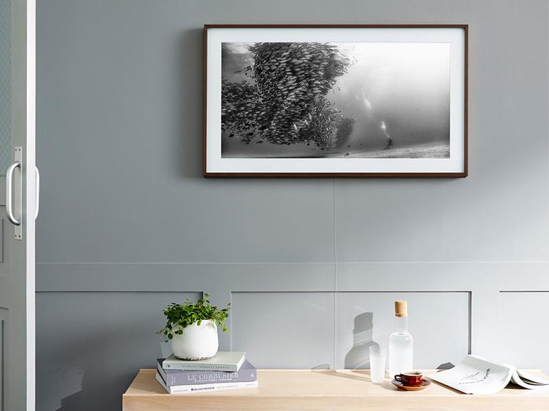Samsung The Frame UE43LS003, para amantes del arte y la imagen