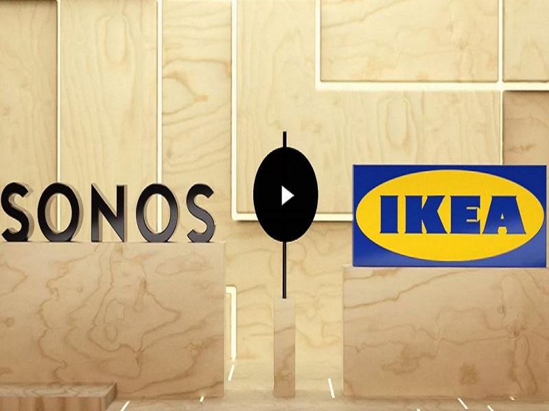 Ikea y Sonos, la alianza que le pondrá banda sonora a tu casa