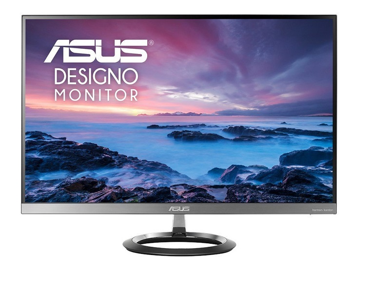 ASUS MZ27AQ, un monitor ultrafino con un potente sonido