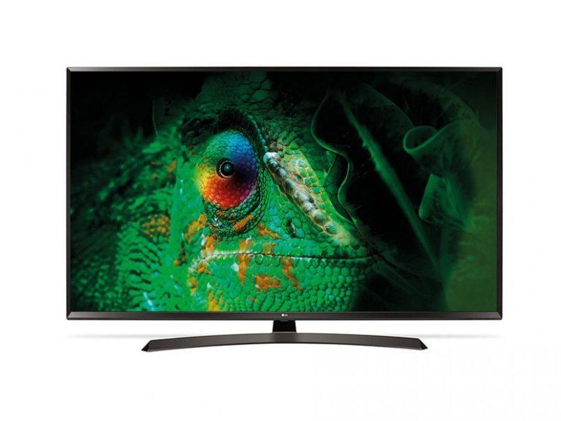 LG 43UJ634V, un nuevo televisor de gama media mejorado