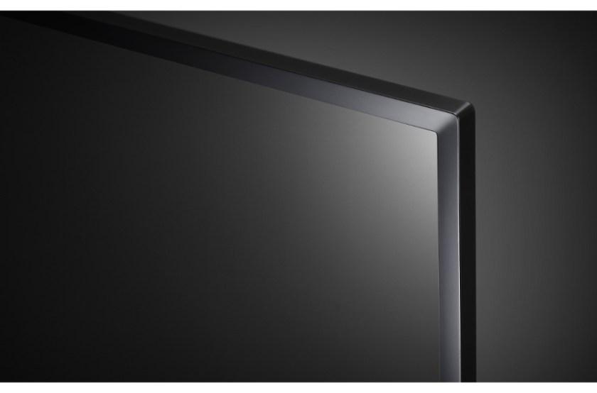 LG ofrece una perfecta calidad en sus acabados, sea cual sea la gama