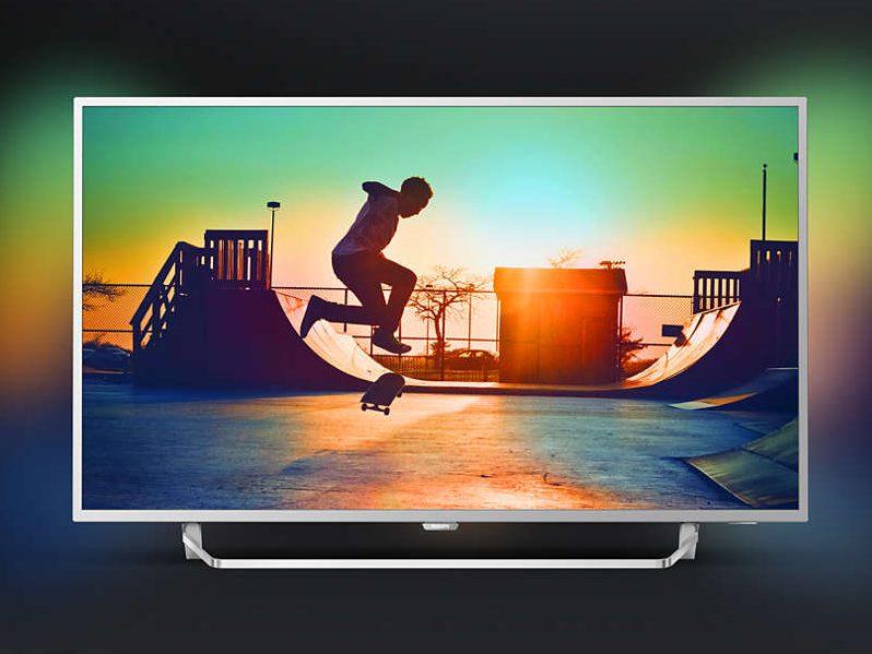 Philips 49PUS6412, un televisor de gama media de gran éxito