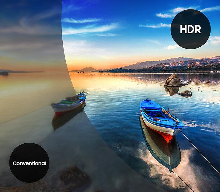 La calidad de imagen es de notable, ideal para un gama media destacable