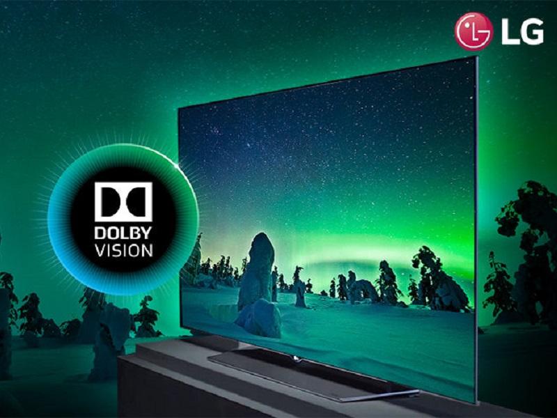 LG lanza en Europa el parche para mejorar el contraste con Dolby Vision