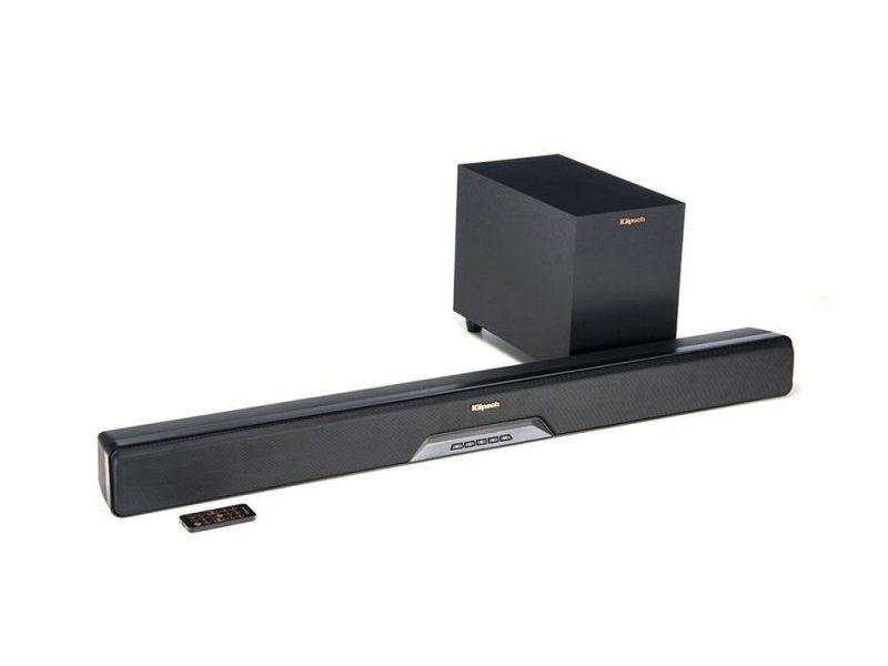 Klipsch RSB-6, una barra de sonido destacable en diseño