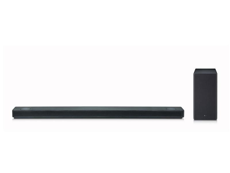 LG SK10Y, una poderosa barra de sonido de 5.1.2 canales